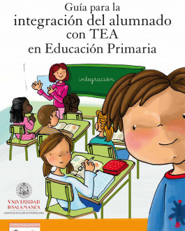 Portada Guía para la integración del alumnado con TEA en educación primaria