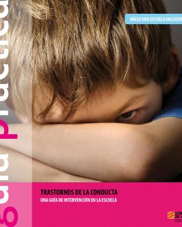 Portada Trastornos de la conducta. Guía de intervención en la escuela