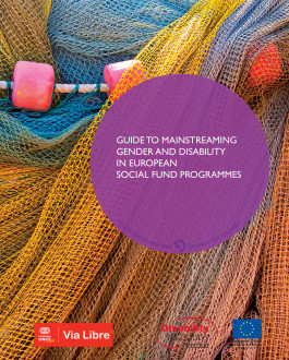 Guide to mainstreaming gender and Disability in European Social Fund programmes