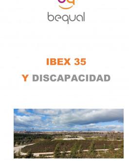 Portada Ibex-35 y discapacidad