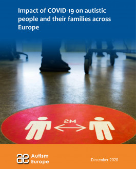 Impact of COVID-19 on autistic people and their families across Europe