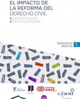 Portada. El impacto de la reforma del derecho civil