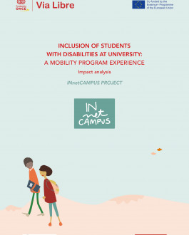 Inclusion of students with disabilities at university: a mobility program experience. Impact analysis