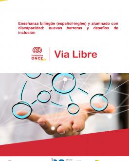 Portada Enseñanza bilingüe (español-inglés) y alumnado con discapacidad: nuevas barreras y desafíos de inclusión