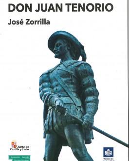 Portada del Libro Don Juan Tenorio (lectura fácil)