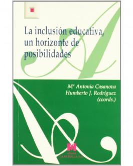 Portada La inclusión educativa, un horizonte de posibilidades