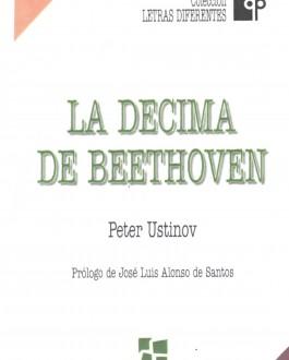 Portada del Libro La décima de Beethoven