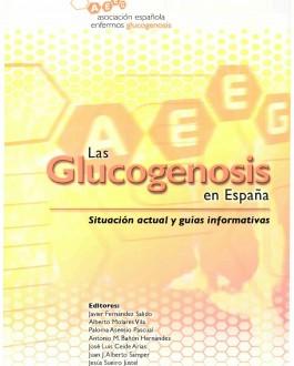 Portada del Libro Las Glucogenosis en España