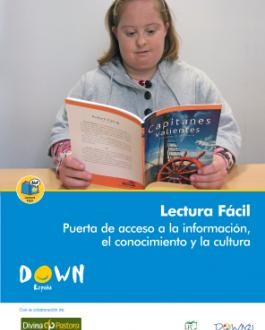 Portada Lectura Fácil. Puerta de acceso a la información, el conocimiento y la cultura