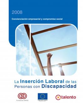 Portada La inserción laboral de las personas con discapacidad