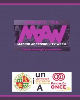 Portada del DVD Madrid accesibility week