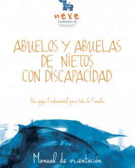 Portada Abuelos y abuelas de nietos con discapacidad. Un apoyo fundamental para toda la familia
