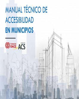 Portada Manual técnico de accesibilidad en municipios (2019)
