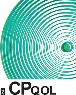 Portada Cuestionario de Calidad de Vida para niños y adolescentes con Parálisis Cerebral (CP QOL). Manual