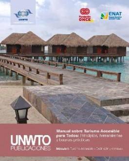 Imagen de la portada Manual sobre Turismo Accesible para Todos (Módulo I: Turismo Accesible – Definición y contexto)
