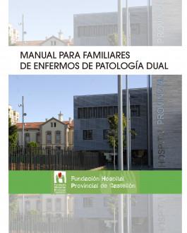 Portada Manual para familiares de enfermos de Patología Dual