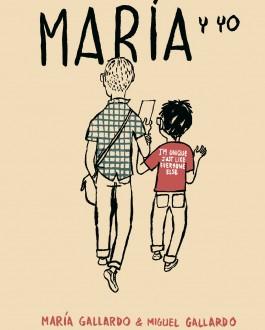 Portada del libro María y yo