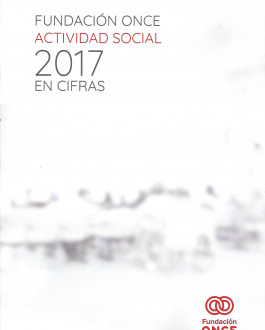 Portada Memoria Social Fundación ONCE 2017
