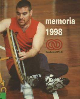 Memoria de Fundación ONCE (1998)