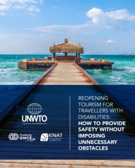 Portada Reopening tourism for travellers with disabilities: How to provide safety without imposing unnecessary obstacles