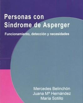 Portada del Libro ersonas con síndrome de Asperger: funcionamiento, detección y necesidades