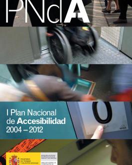 Portada l Plan nacional de accesibilidad 2004-2012