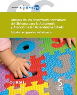 Portada nálisis de los desarrollos normativos del sistema para la autonomía y atención a la dependencia (SAAD)