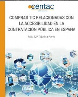 Portada Compras TIC relacionadas con la accesibilidad en la contratación pública en España