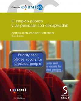 Portada El empleo público y las personas con discapacidad