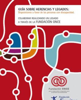 Guía sobre herencias y legados: disposiciones a favor de las personas con discapacidad