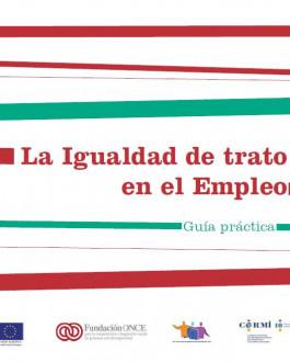 La igualdad de trato en el empleo: guía práctica