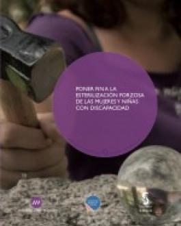Portada Poner fin a la esterilización forzosa de las mujeres y niñas con discapacidad