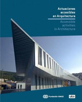 Portada del libro actuaciones accesibles en arquitectura