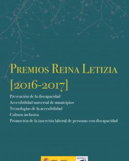 Portada Premios Reina Letizia [2016-2017]