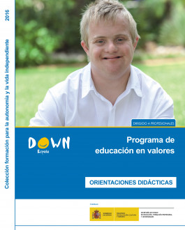 Portada Programa de educación en valores