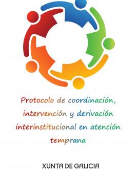 Portada Protocolo de coordinación, intervención y derivación interinsitucional en atención temprana