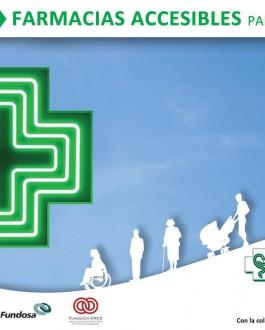 Portada del libro Farmacias accesibles para todos