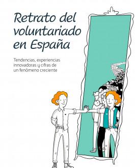 Portada Retrato del voluntariado en España