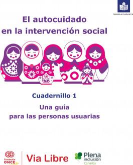 Portada El autocuidado en la intervención social