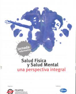 Folleto Salud física y salud mental una perspectiva integral
