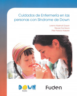 Portada Cuidadores de enfermería en las personas con Síndrome de Down