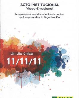 Un día único 11/11/11 (Dvd)