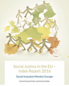 Portada Social Justice in the EU – Index Report 2016