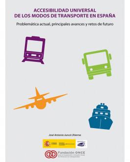 Accesibilidad universal de los modos de transporte en España