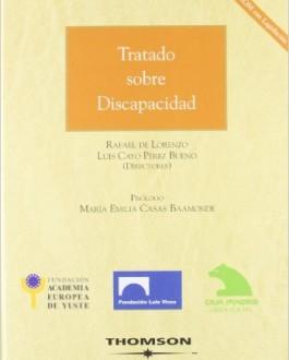 Portada del libro tratado sobre discapacidad