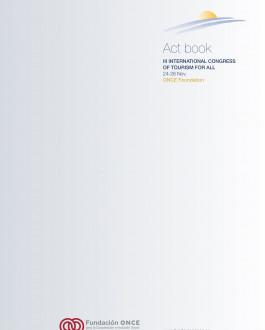 Act book III InternatIonal Congress of tourIsm for all 24-26 Nov