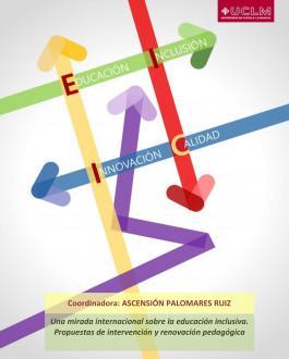 Portada Una mirada internacional sobre la educación inclusiva. Propuestas de intervención y renovación pedagógica