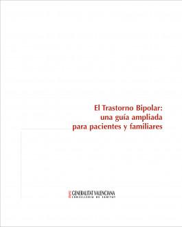 Portada El Trastorno Bipolar: una guía ampliada para pacientes y familiares