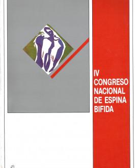 Portada IV Congreso nacional de Espina Bífida