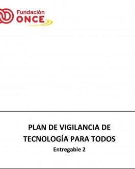 Plan de vigilancia de tecnología para todos